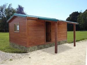 Modelo Altea 23 m² + 7 m² porche