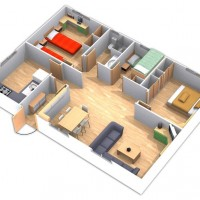 Casa prefabricada VTR 60m² gama ECO/CTE - e9639-victoria-2a-60-3d.jpg