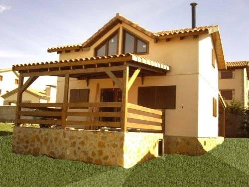 Casa Orea NH 111 m² + 15 m² de porche