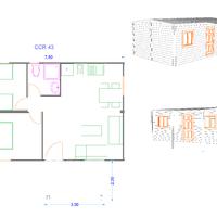 Casa 43m² CCR43 - b75d1-CCR-43-vistas8.jpg